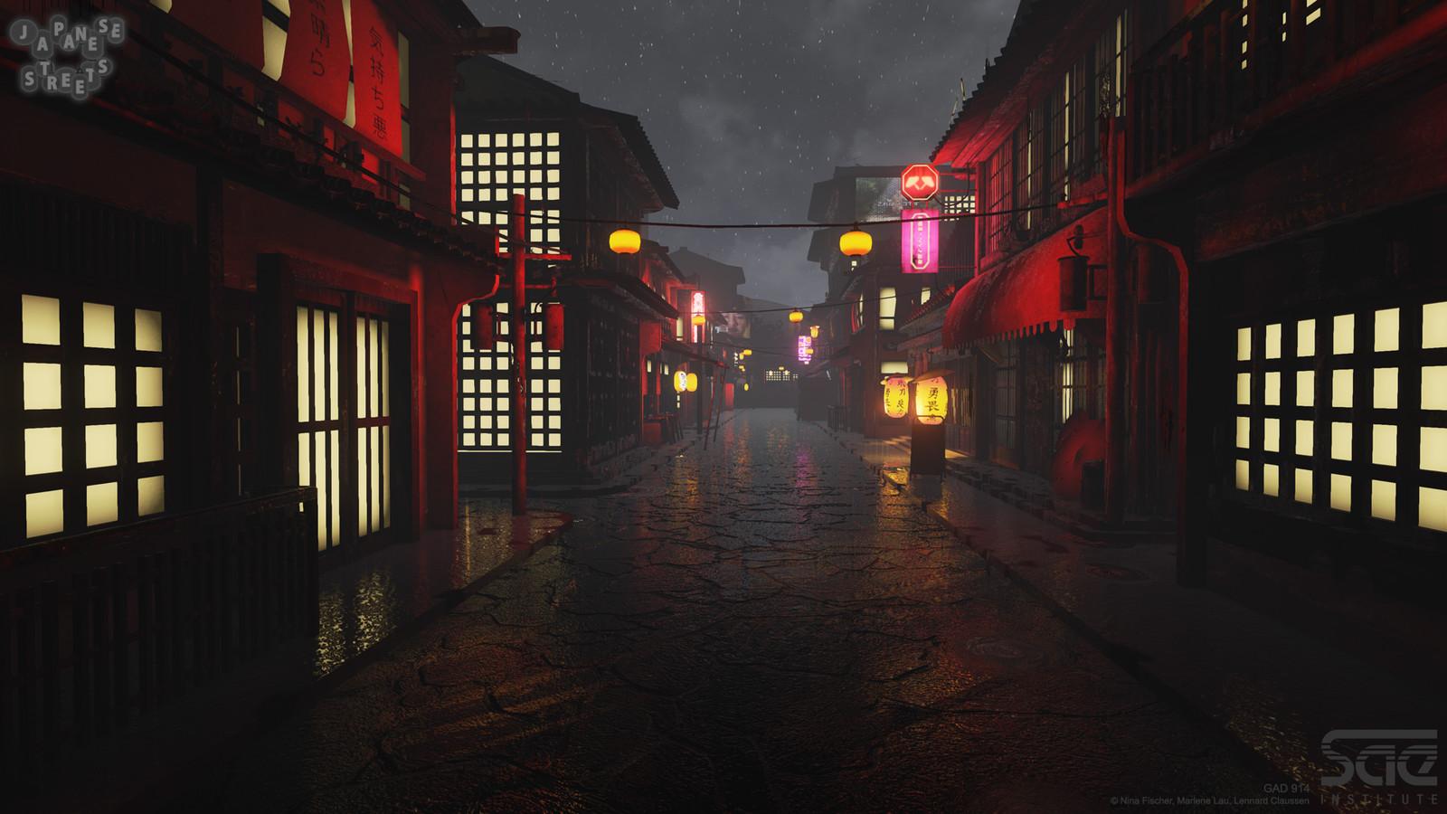 Streets - Engine Screenshot