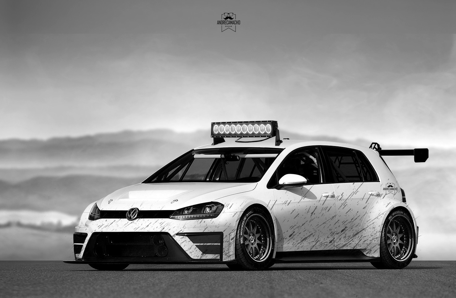 Andre camacho design 150706 vw golf 05 11 logo 3