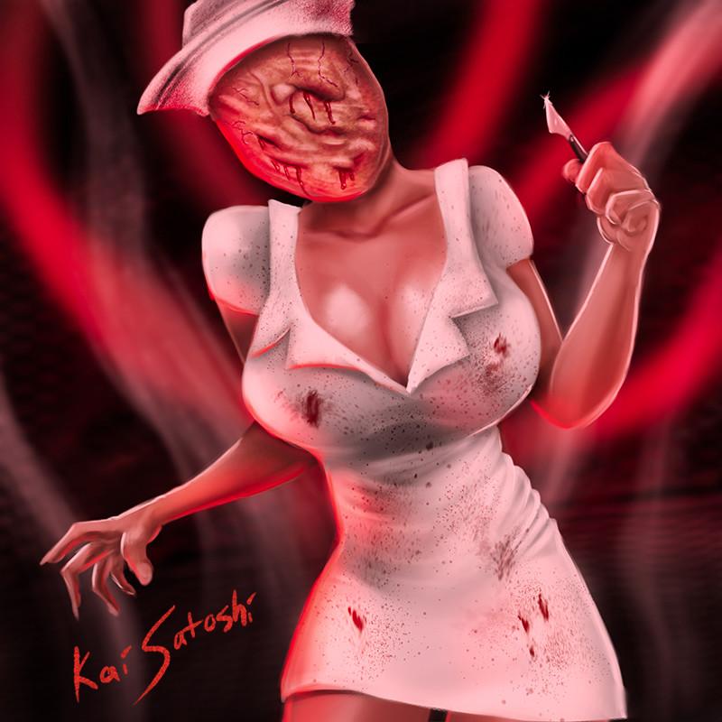 Kai satoshi silent hill sexy nurse sig