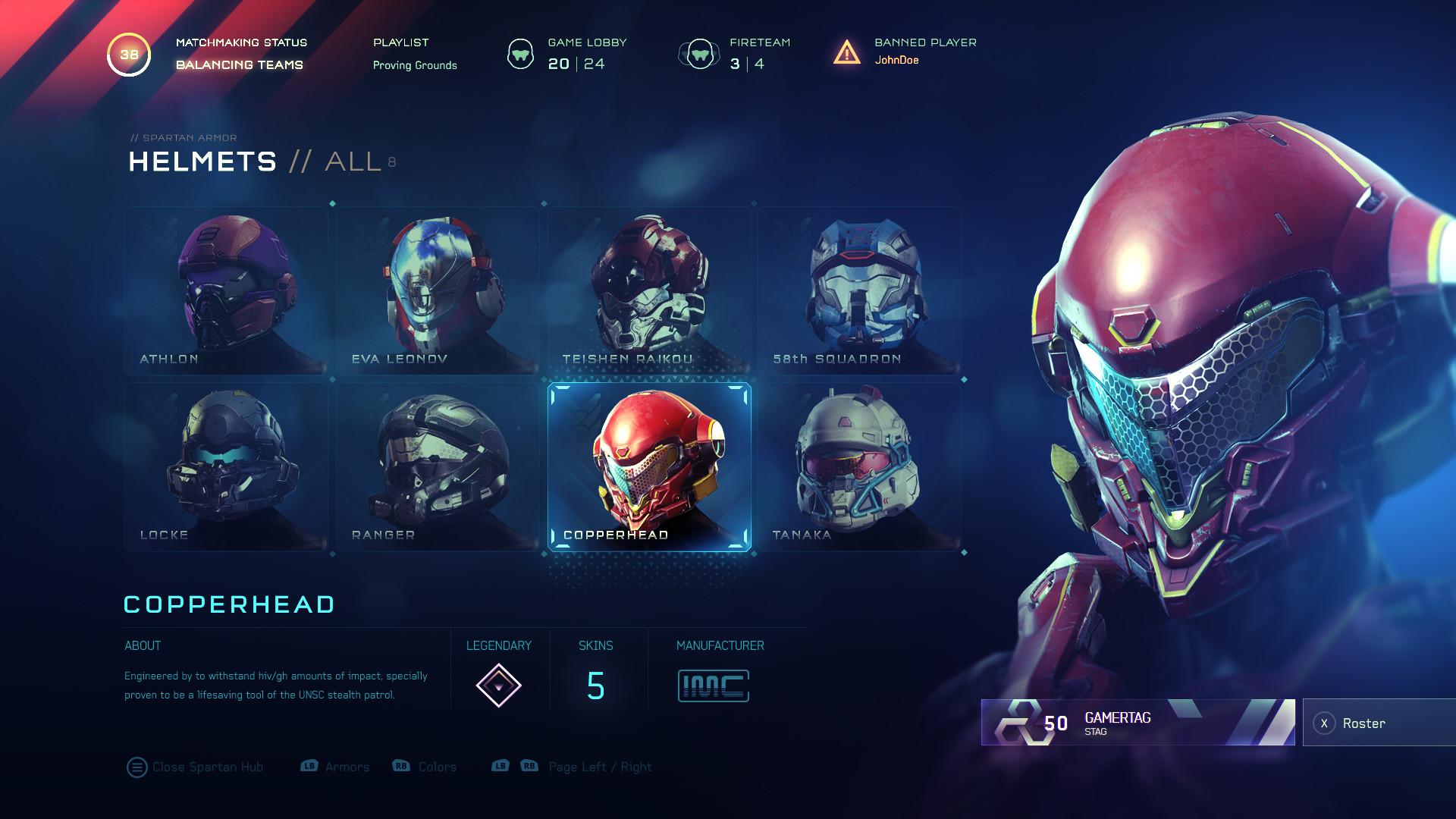 Halo 5 matchmaking ban