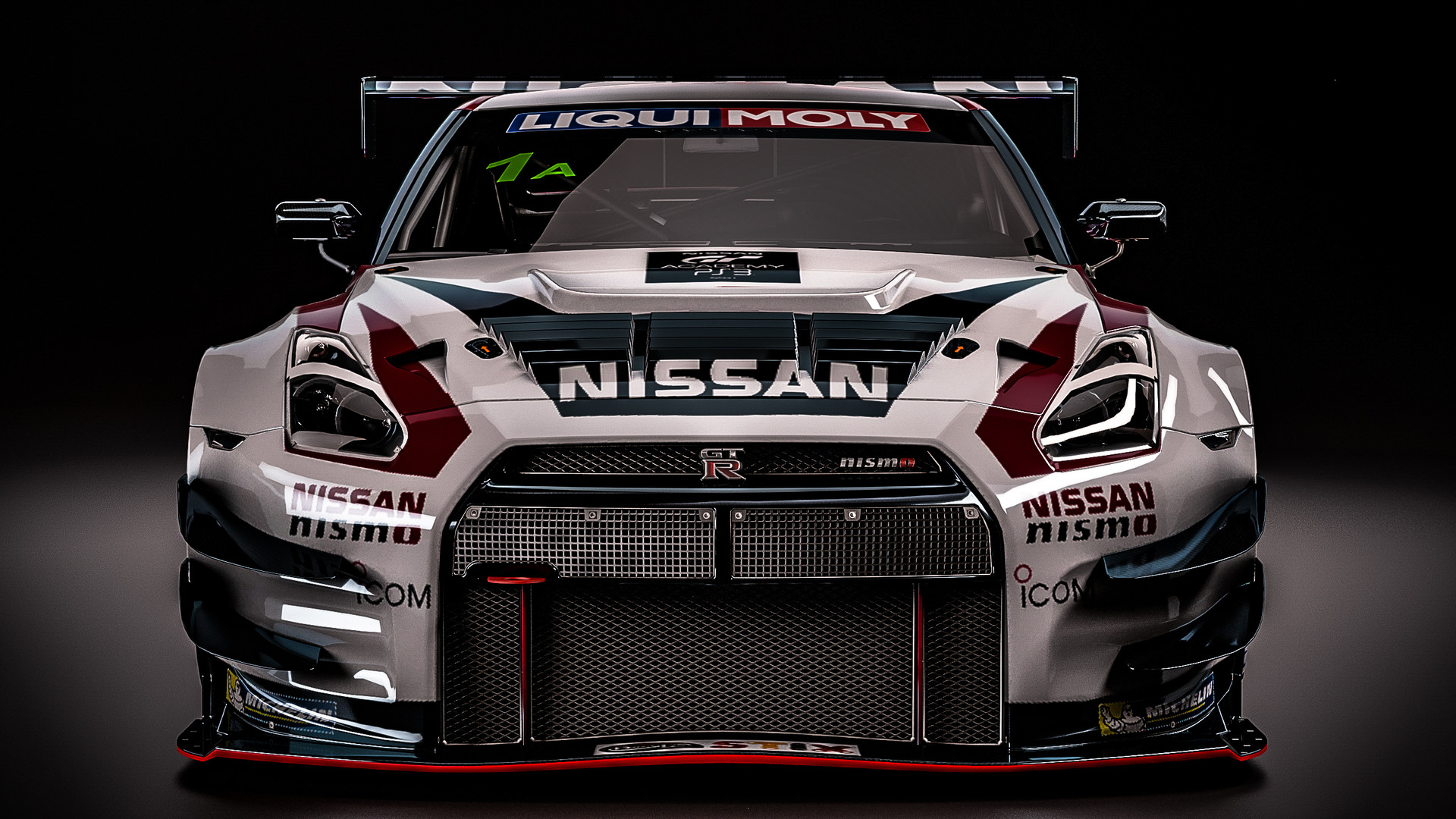 Zoki Nanco - Nancorocks - ZNR3D - Nissan Nismo GT-R GT3