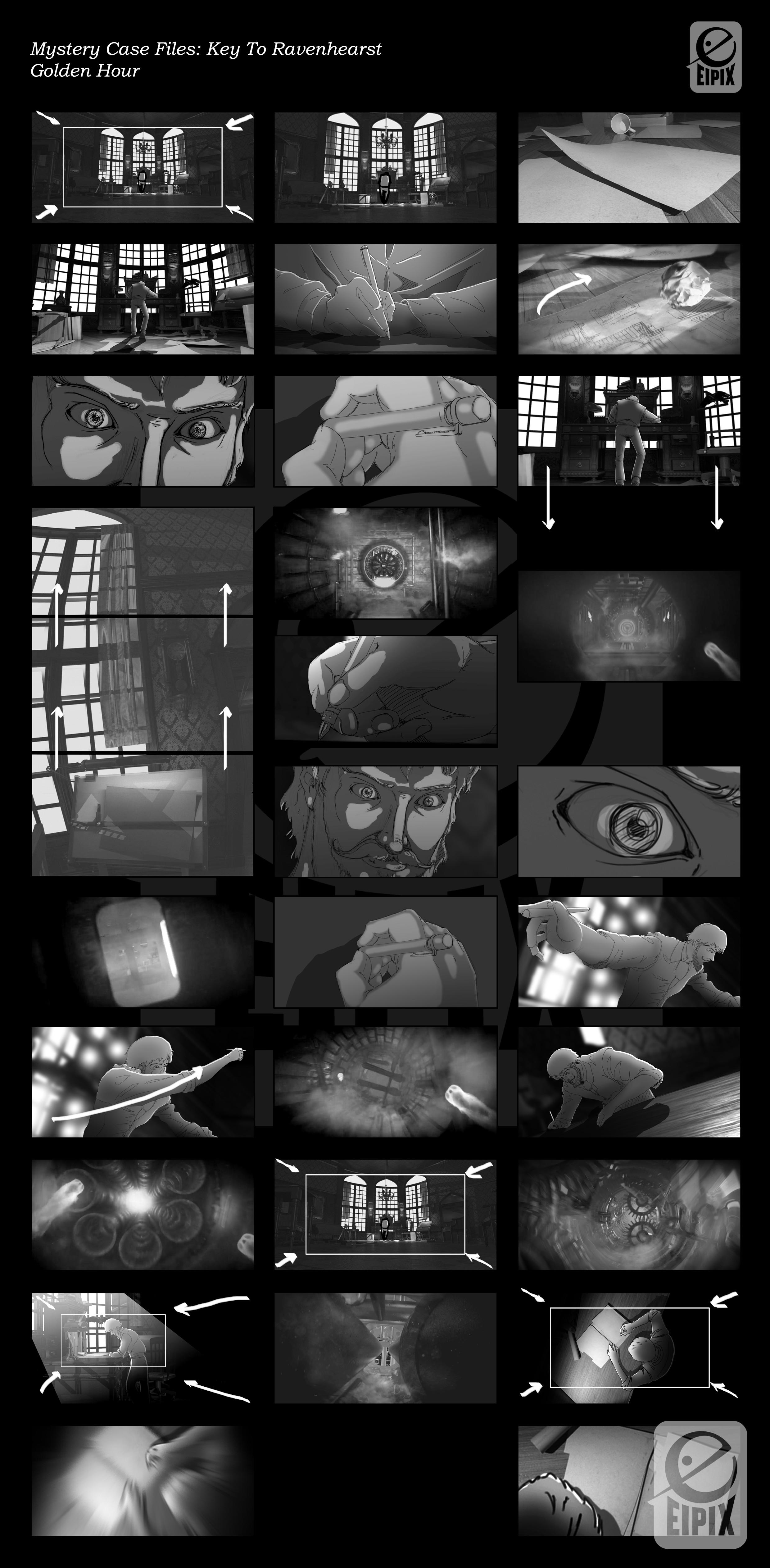 Storyboard MCF12