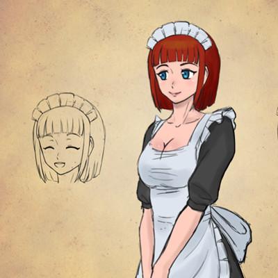 Emma salamanca concept maid