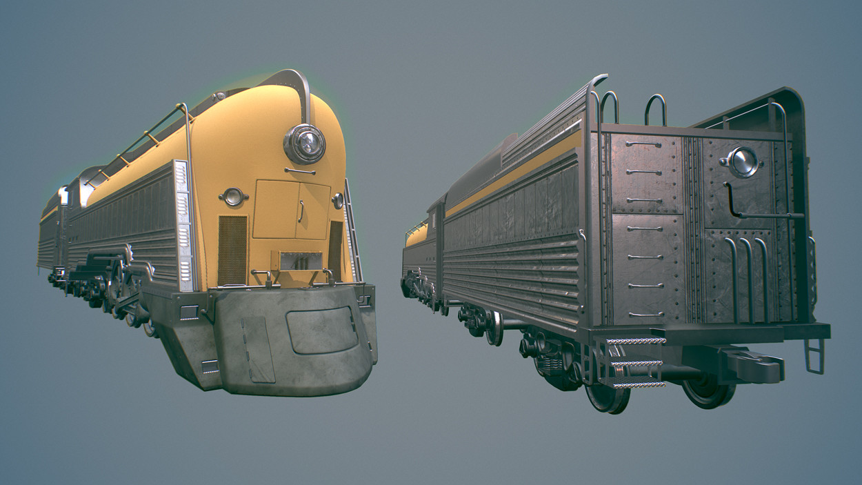 Anthony o donnell ad train wip marmo 001