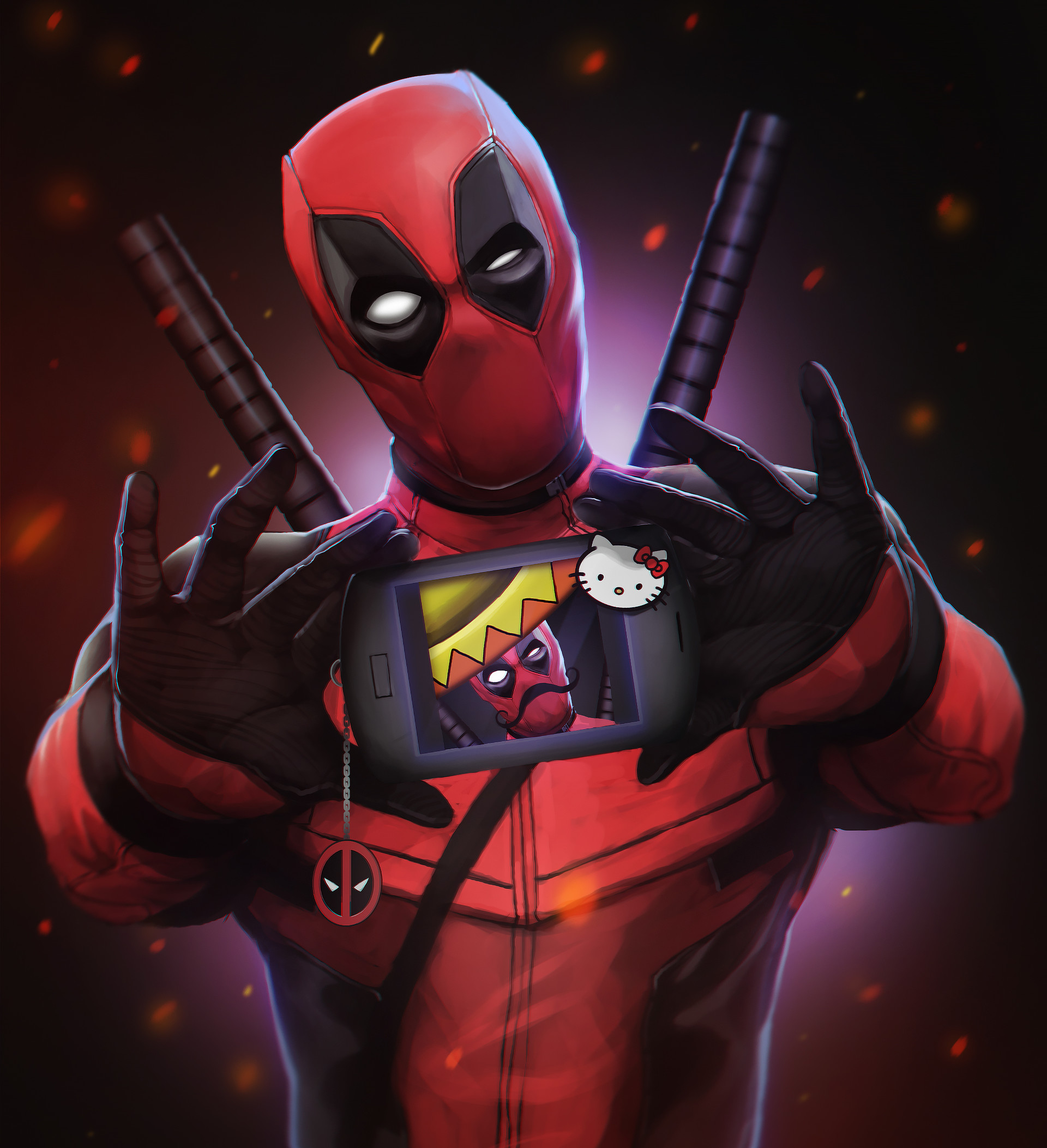 Botos vlad deadpool final