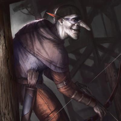 Eryk szczygiel goblin archer facebook