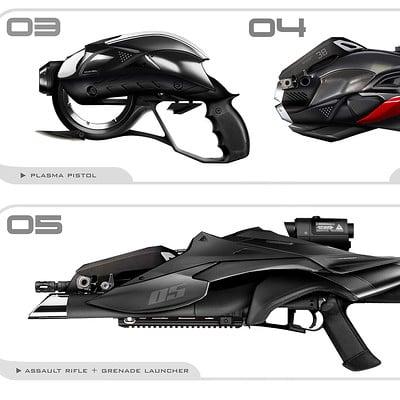 Encho enchev weapon concept2