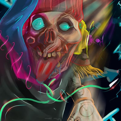 Marcos mansur zombiew