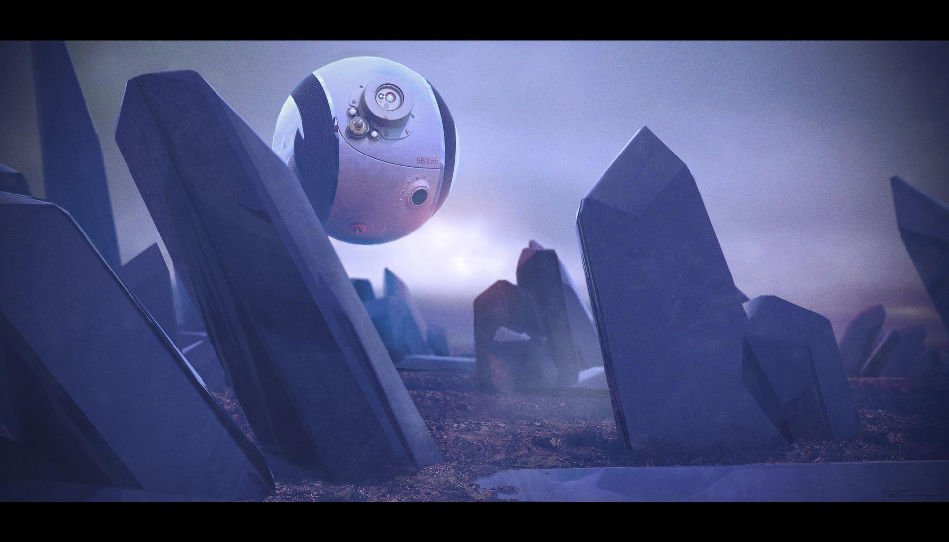 Ricardo guimaraes alien planet