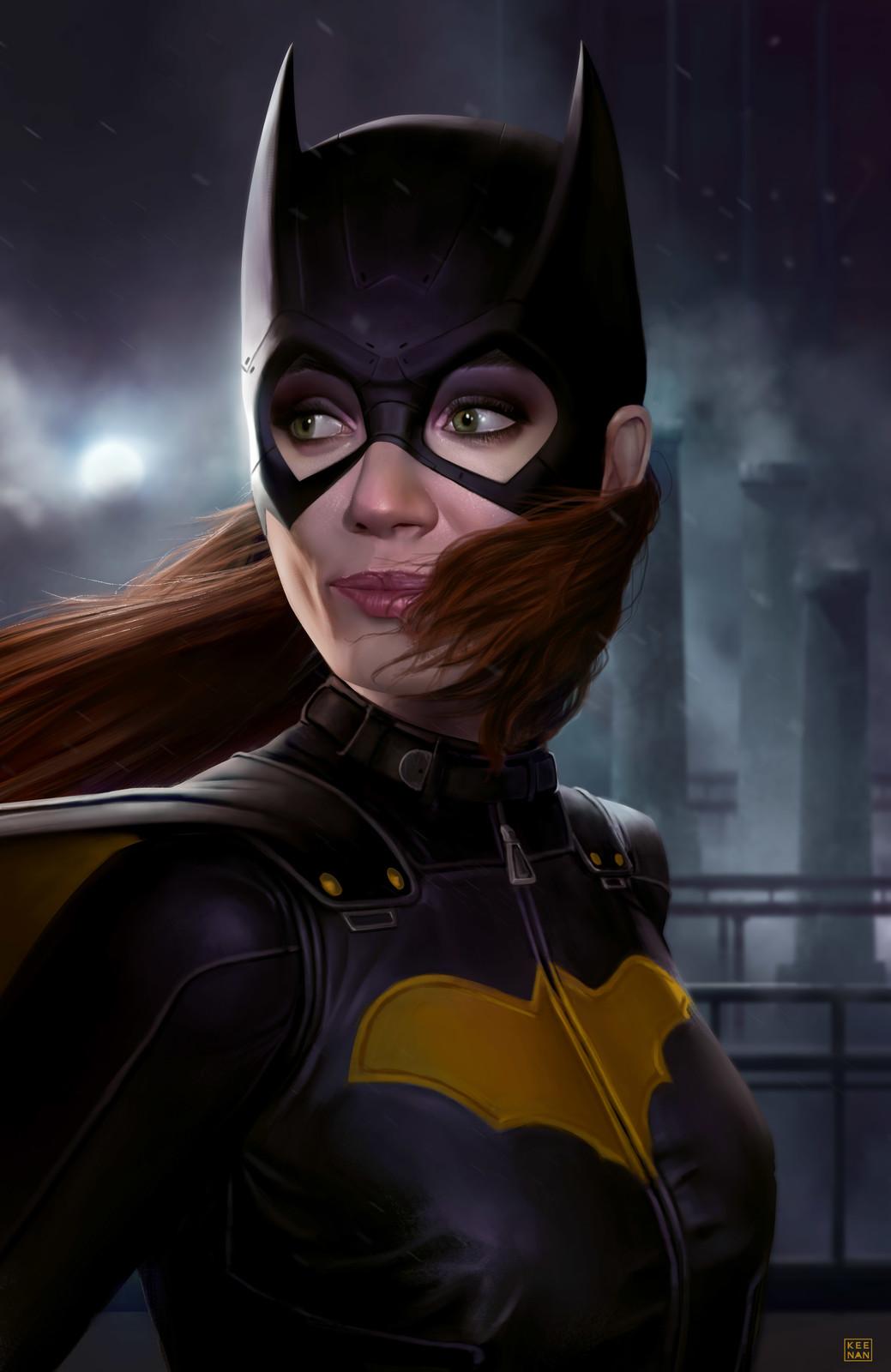 Batgirl : Silent Night