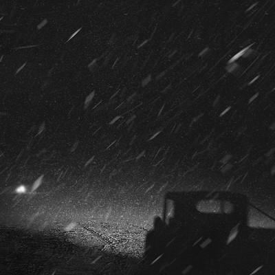 Burak cinar snow truck