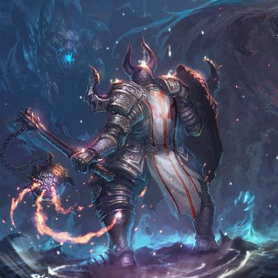 Chunyu lin diablo 3 reaper of souls horizontal version 20140313e