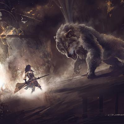 Ola larsson werewolf