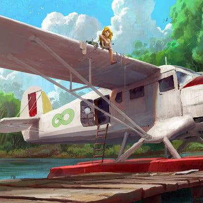 Daniel clarke seaplane copy