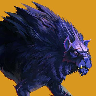 Albert carranza wolf