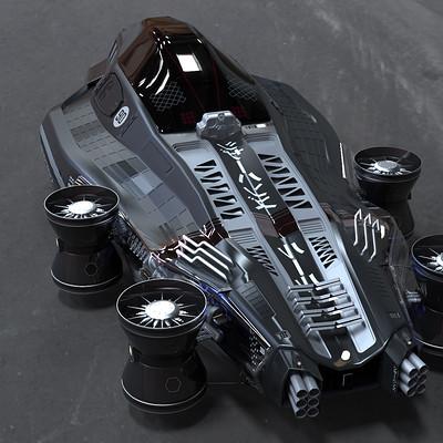 Antoni depowski drone asphalt