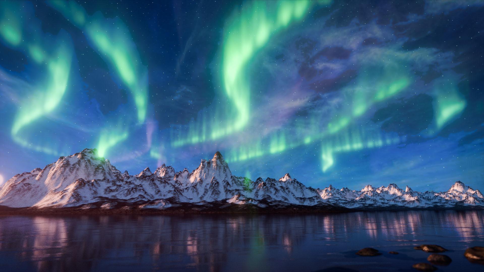 Rezultat slika za aurora borealis