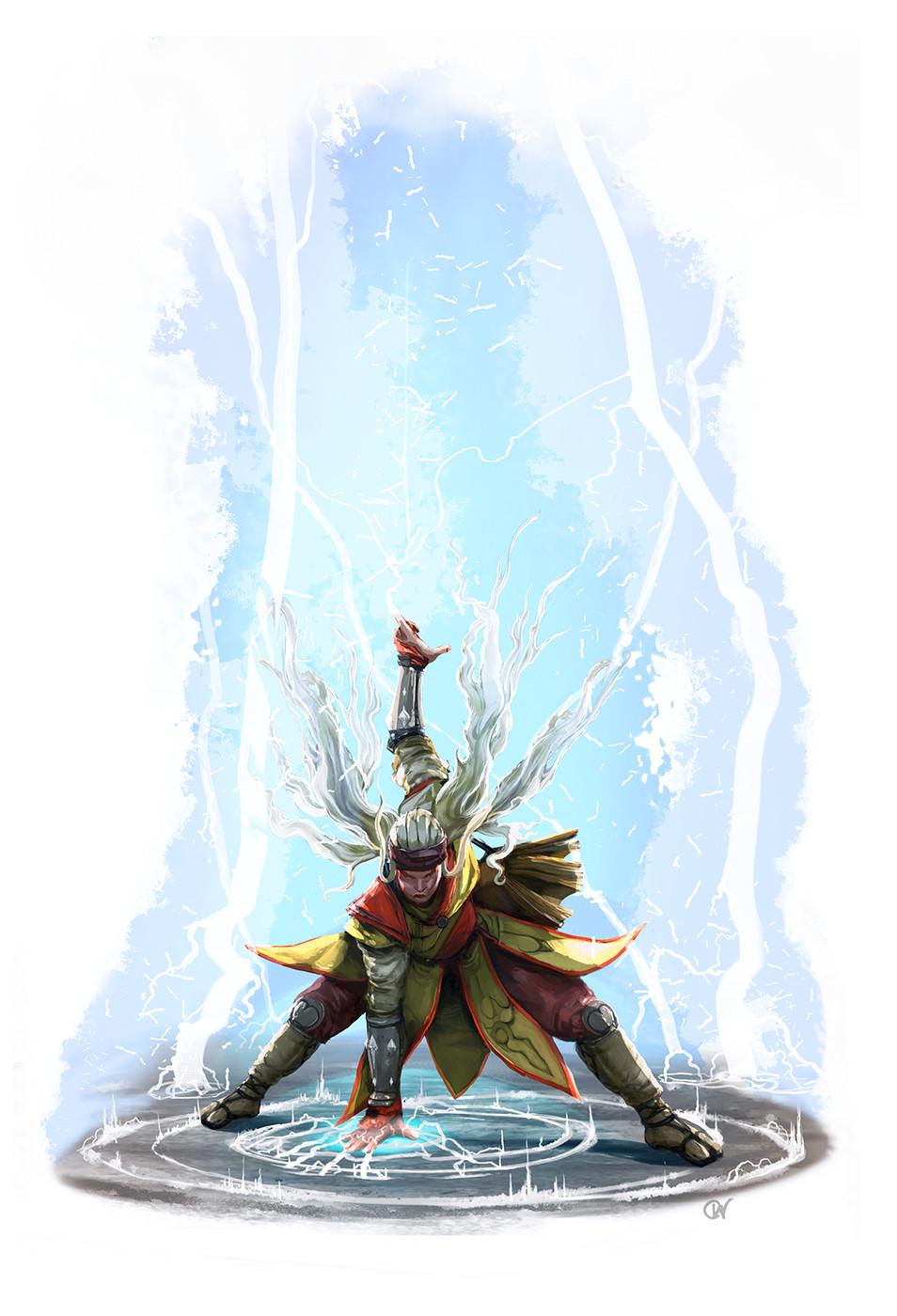 sorceror, 2