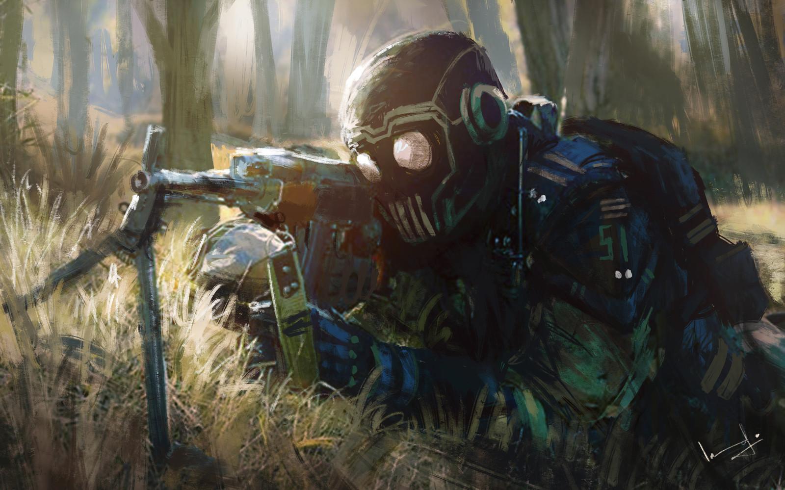 TM4 Squad Soldier Concept