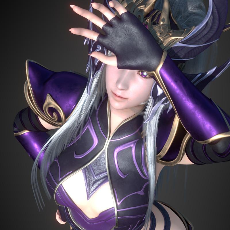 Syndra the Dark Sovereign