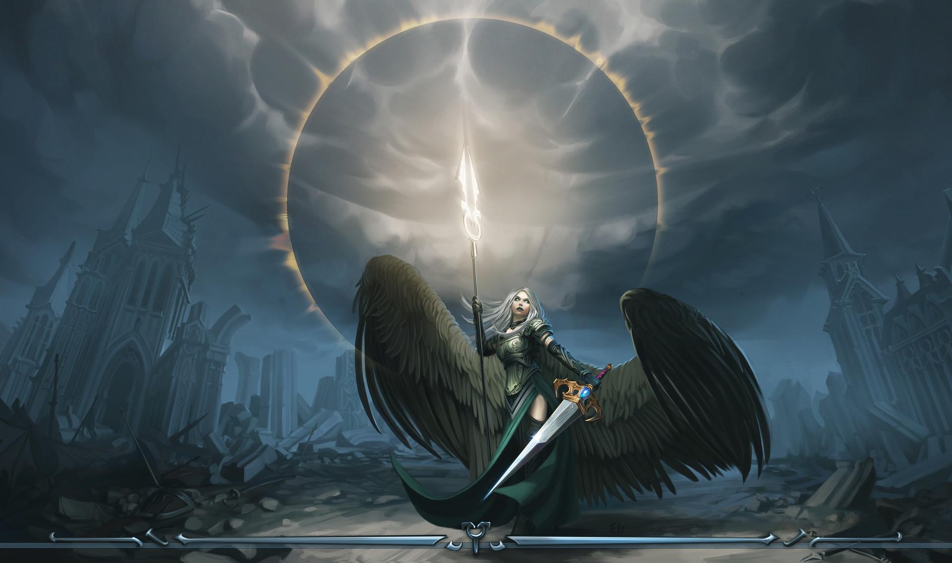 Eric geusz avacyn angel of vengeance