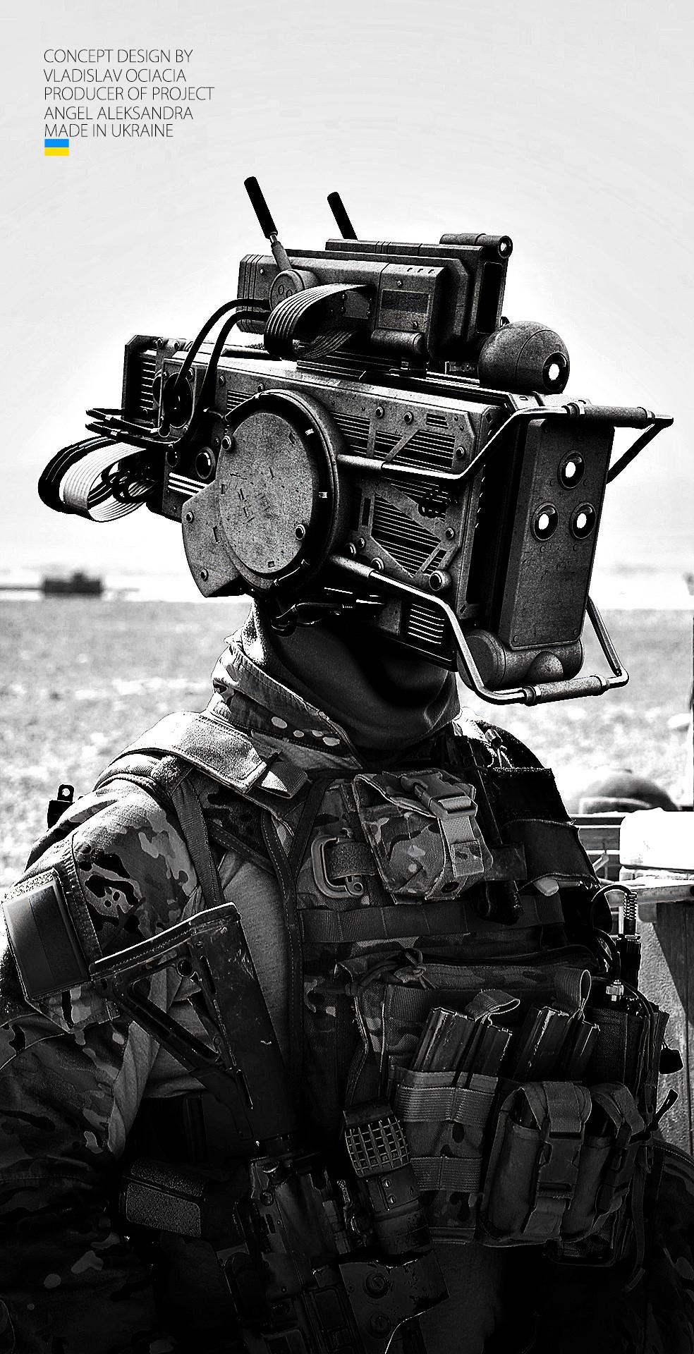 Vladislav ociacia drone soldier