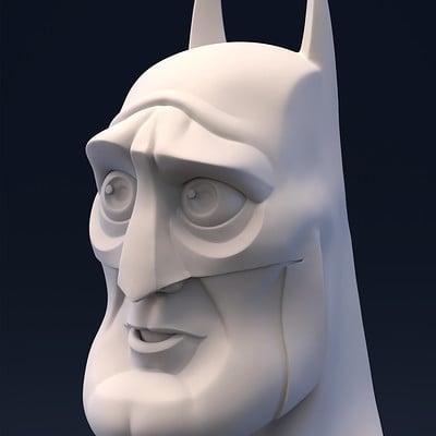 Brice laville saint martin render batman copy