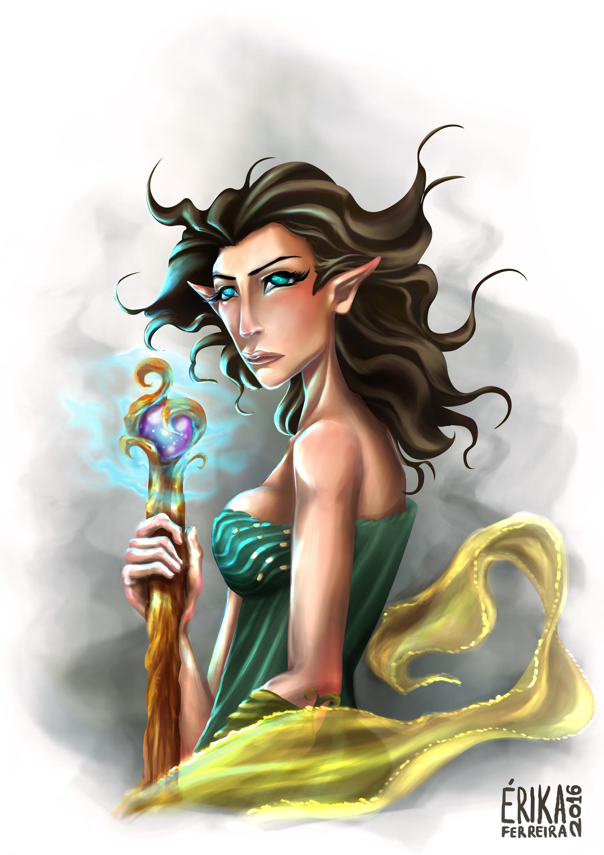 Erika ferreira magic elf