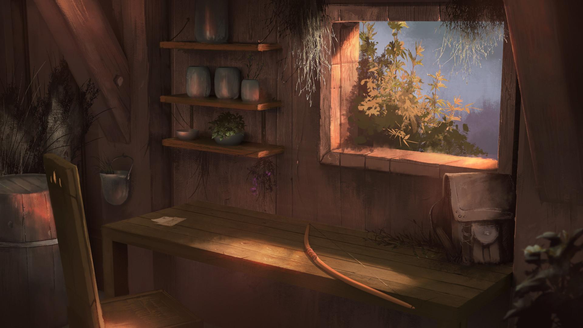 Holger schulz cabin