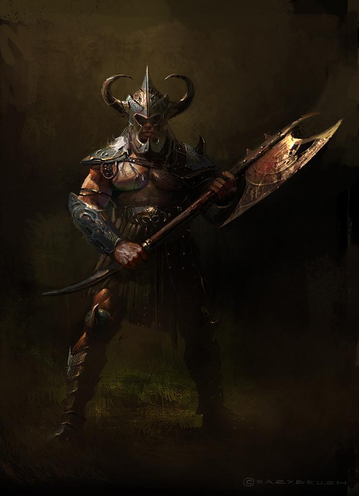 Goran bukvic bluewarrior