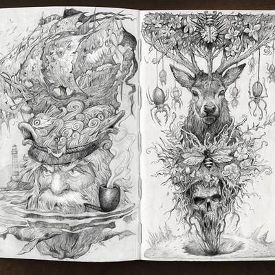 Sabin boykinov sketch copy