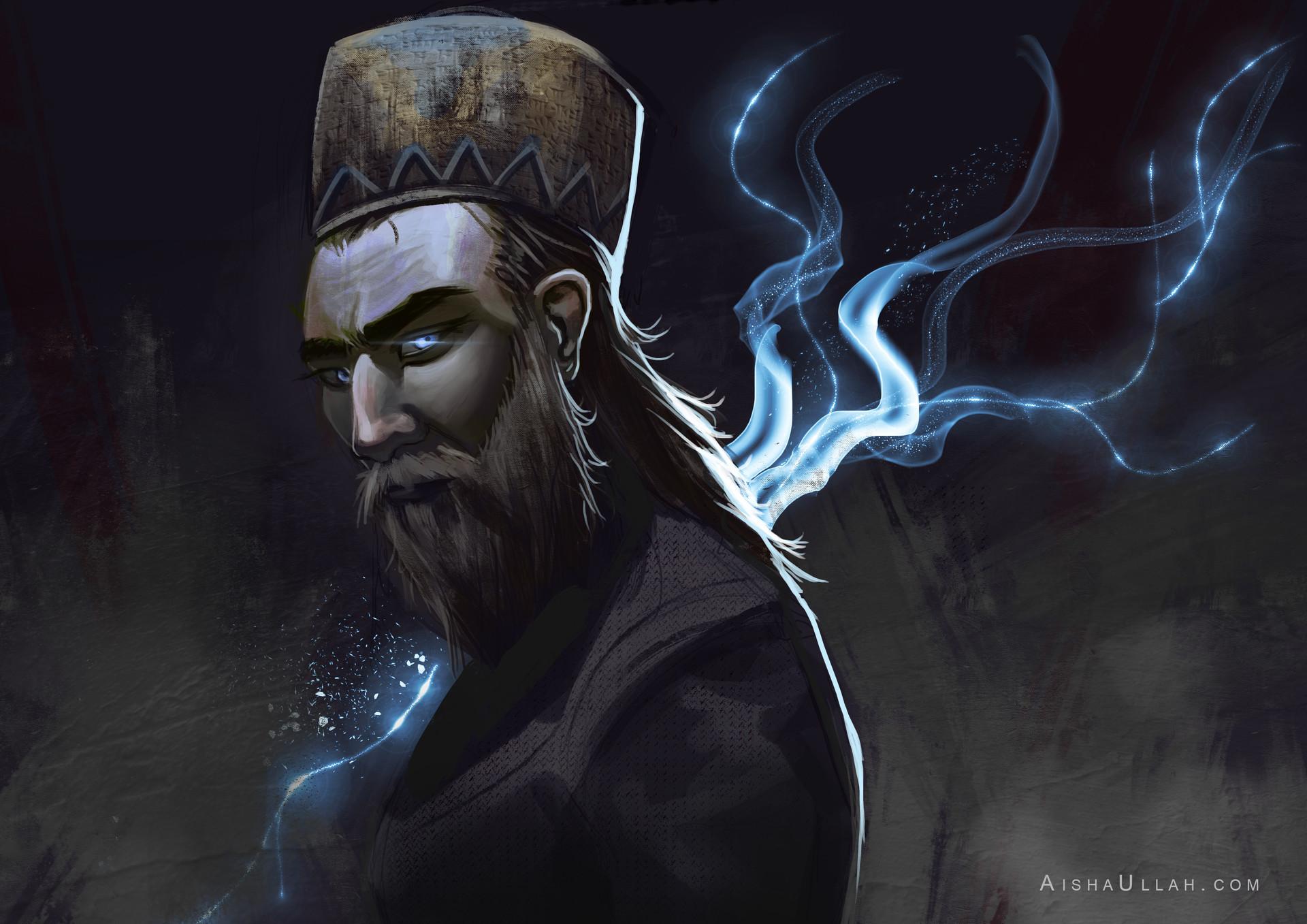 Aisha ullah sumeriangod
