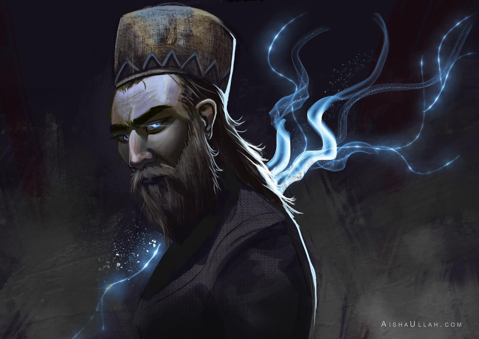 Sumerian God