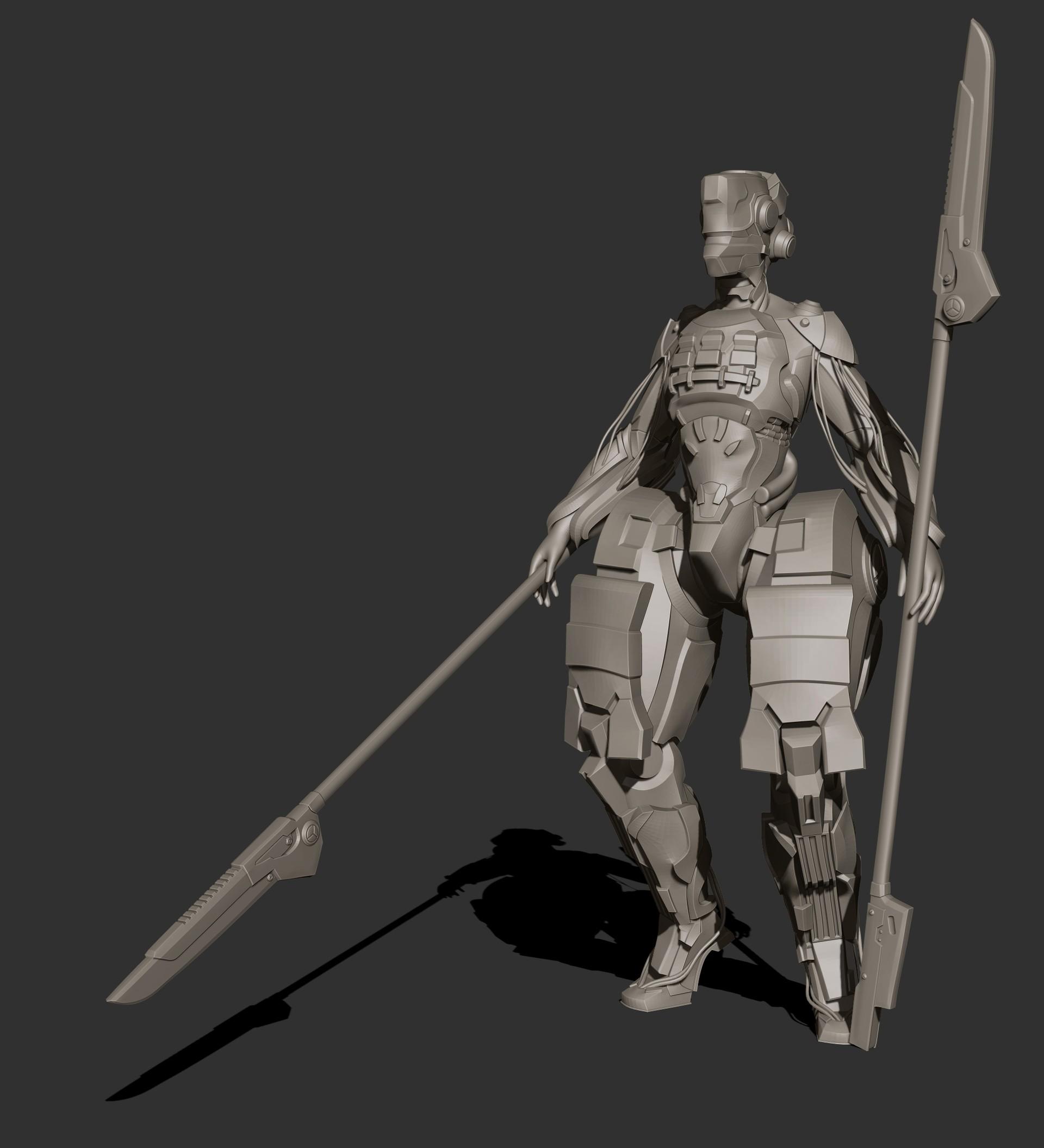 BioMech Soldier