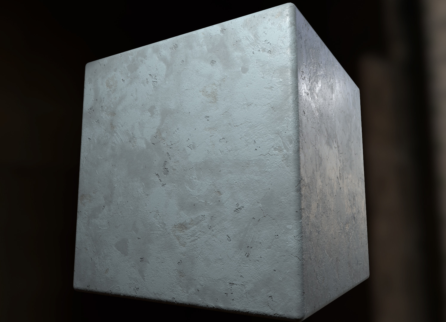 Plaster - Substance Designer