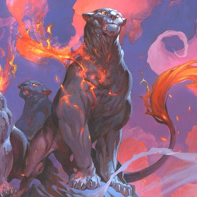 Jesper ejsing art id 160589 chandra s fire cat squad final