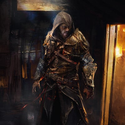 Murat gul assassinscreed by muratgul