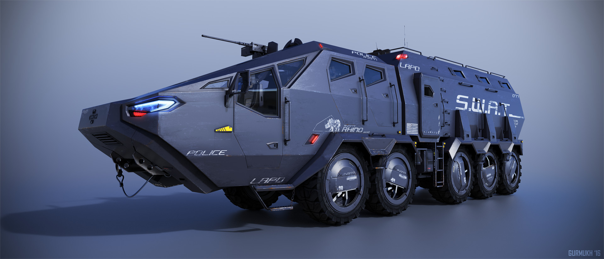 Gurmukh bhasin gurmukh swat truck final 01bs