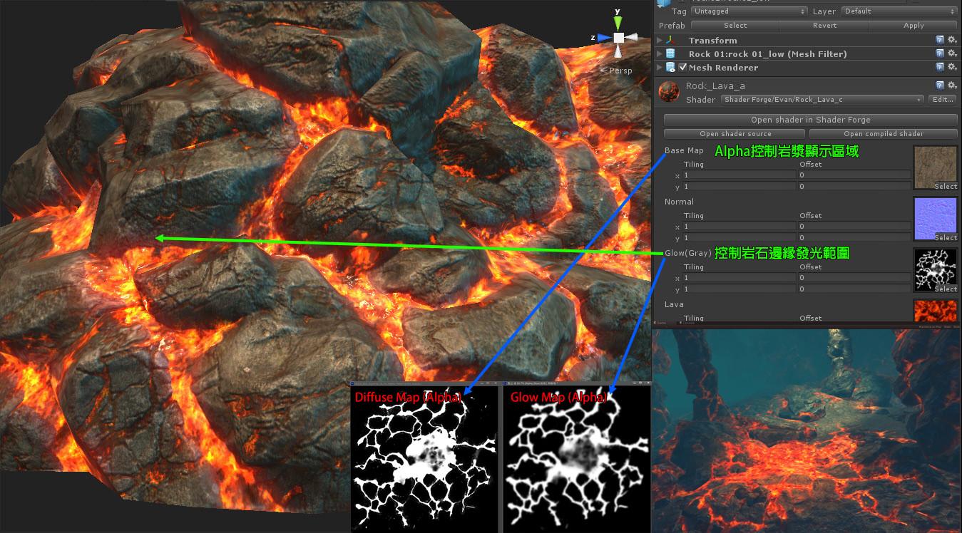 ArtStation - Unity 3D Project, Yiyu Huang