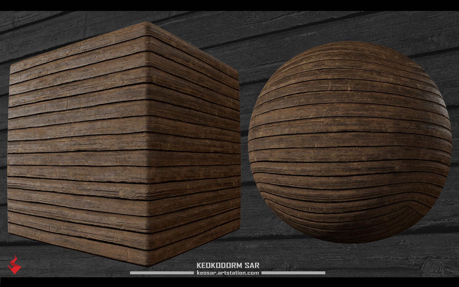 Keokodorm sar keosar wood a