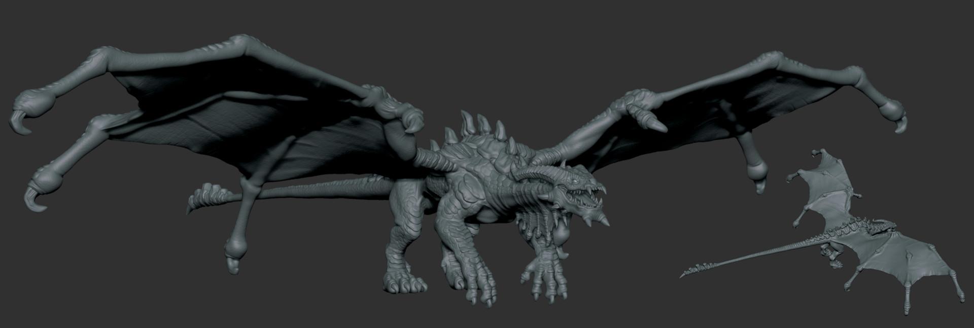 Scott kletzka scott kletzka dragon 3