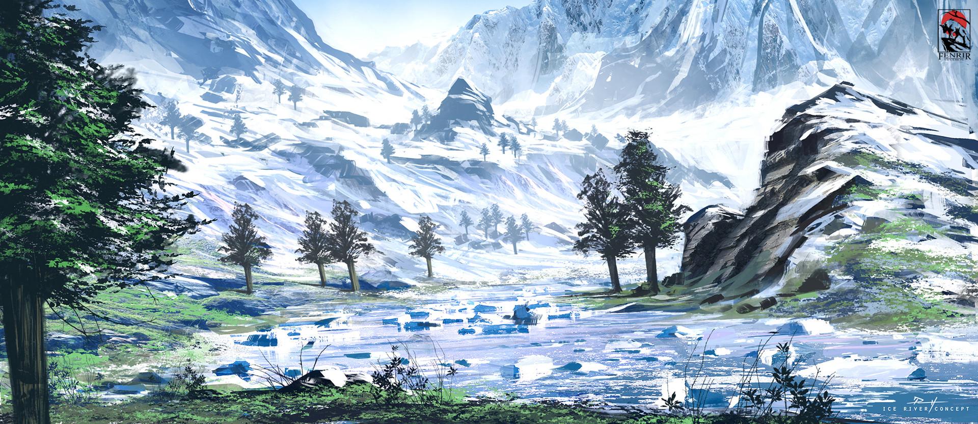 Daniel pellow ice river2