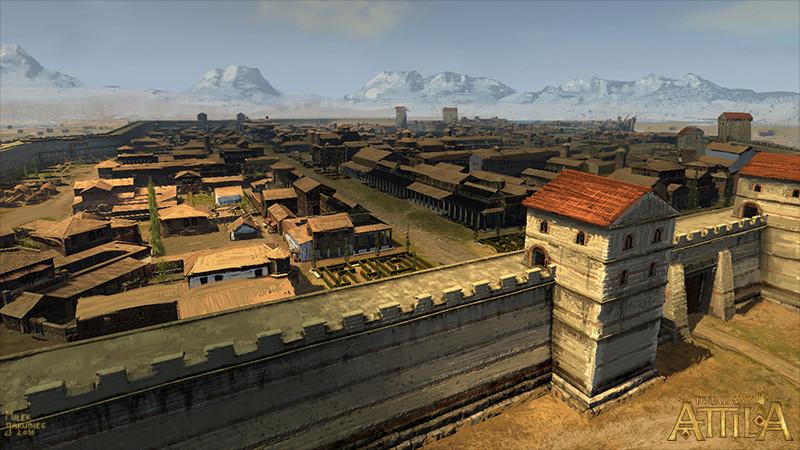 Milek jakubiec city vista rome east