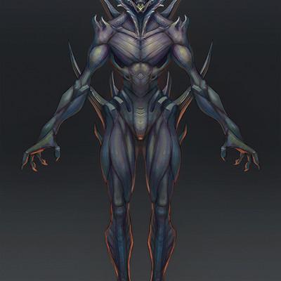 Kathryn zalecka alien2 by sythgara d9qeamw