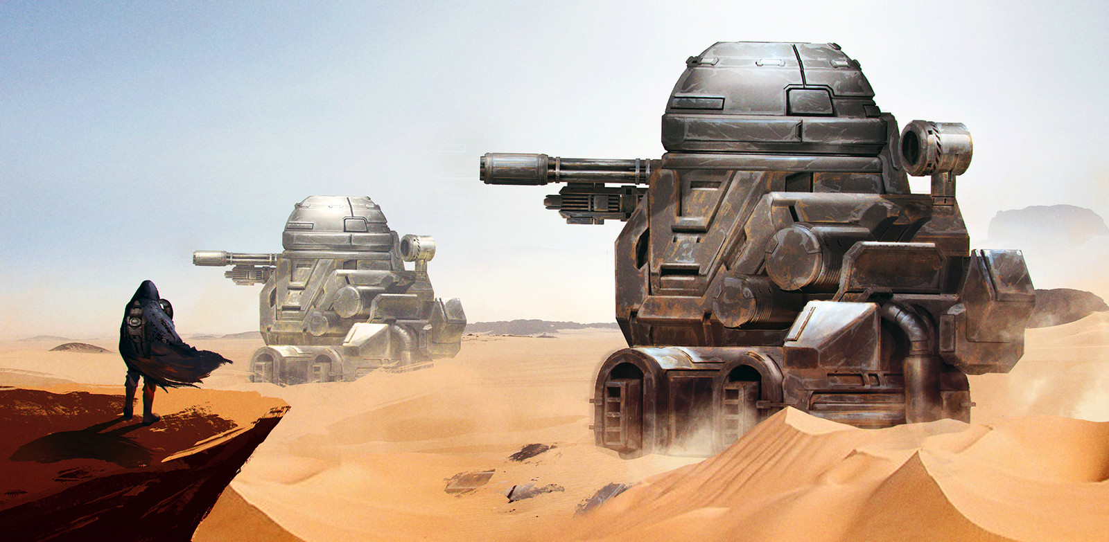 Desert Turret