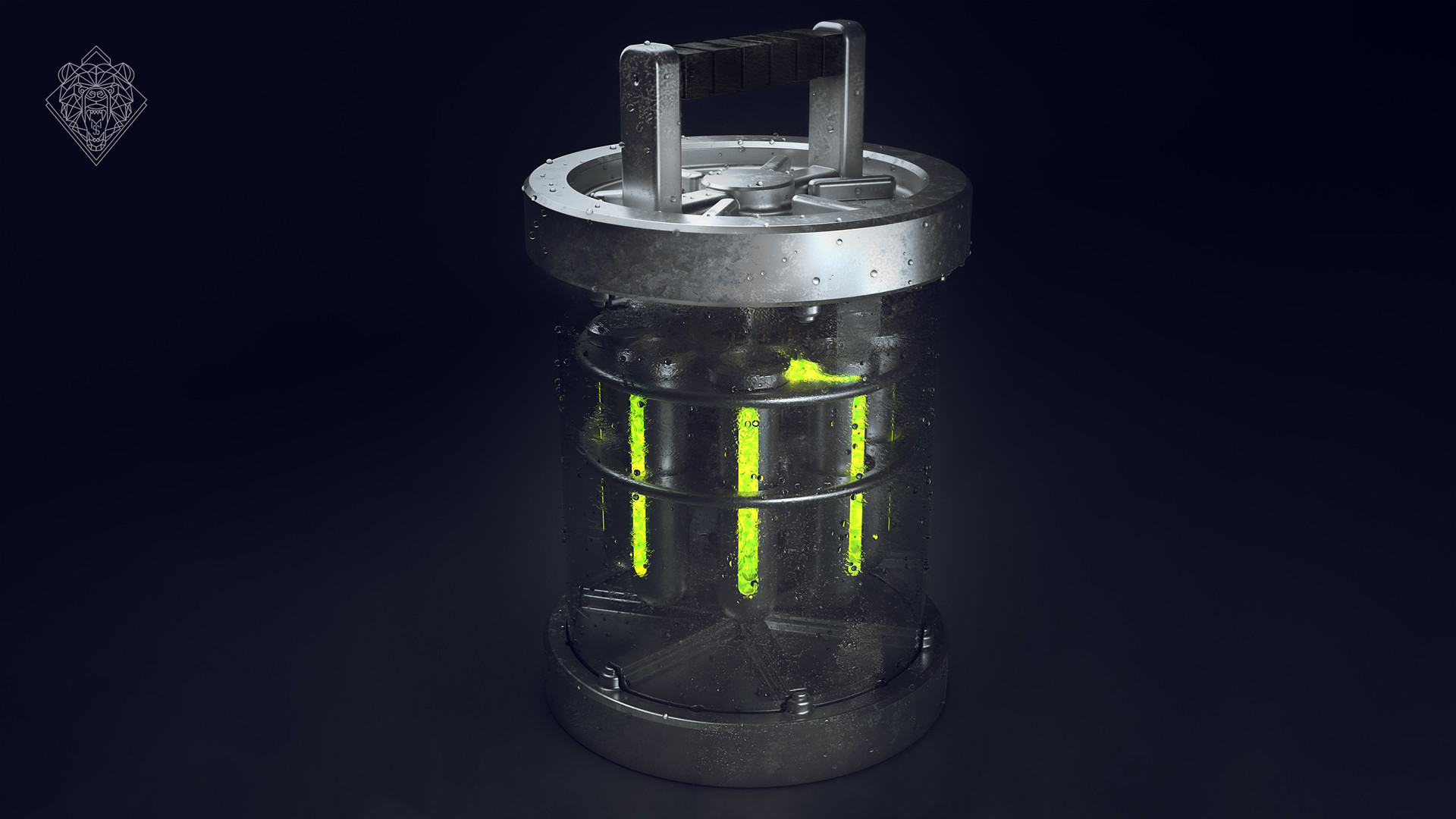 Rob walters canister