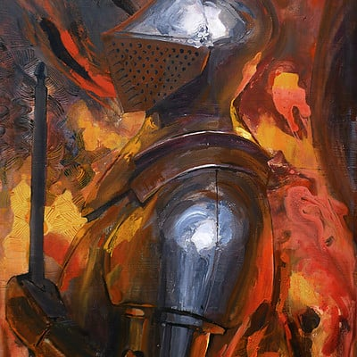 Joseph culp flameknight