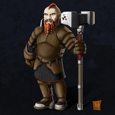 Marc rudolph warhammer dwarf jaws06 fin