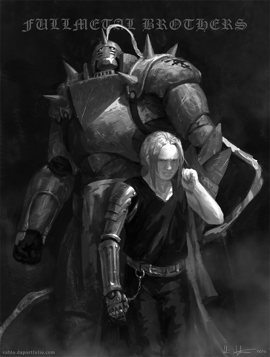 Veli nystrom elric brothers