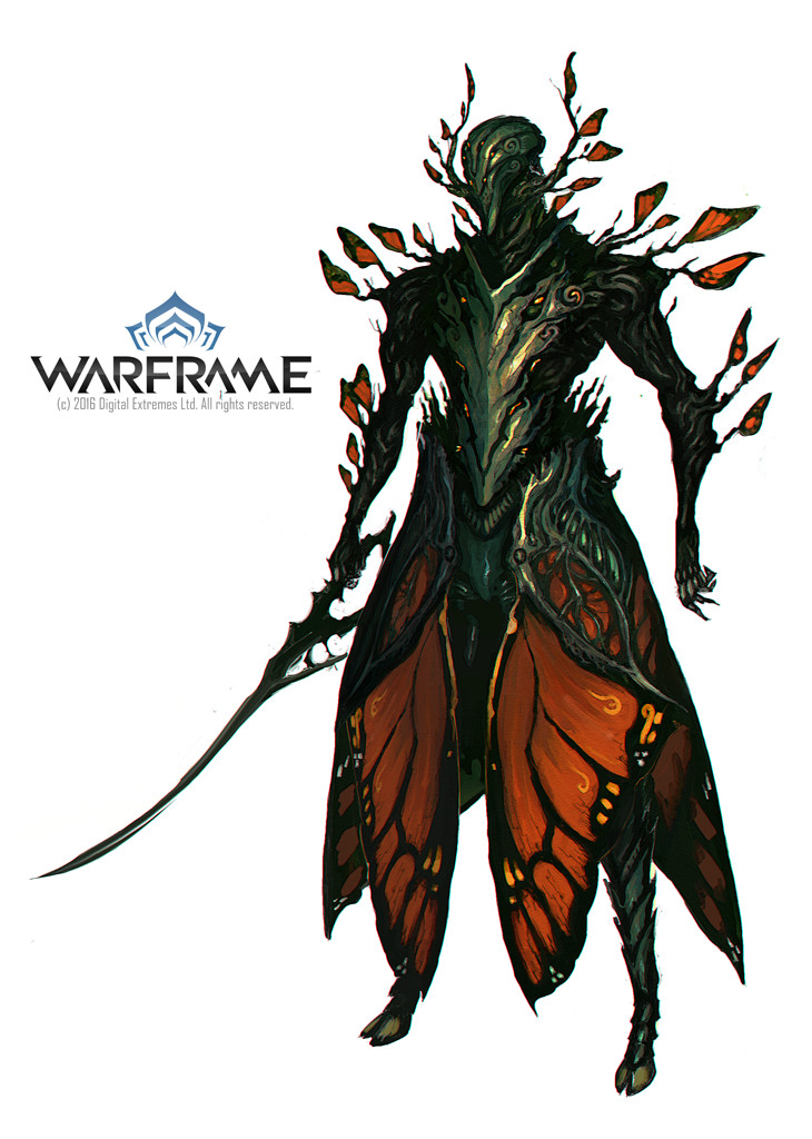 Image result for oberon feyarch concept art
